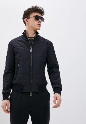 Куртка утепленная Pal Zileri. Цвет: синий