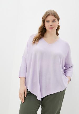 Пуловер Samoon by Gerry Weber. Цвет: фиолетовый
