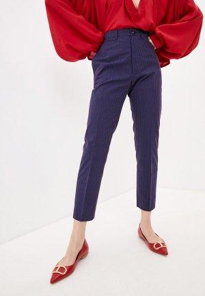 Брюки Vivienne Westwood. Цвет: синий