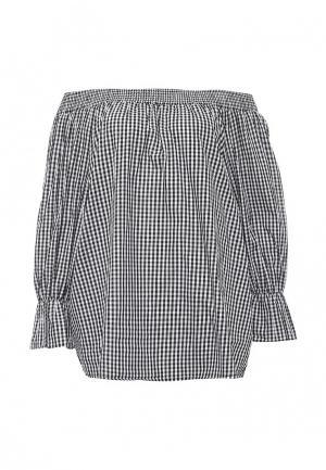 Блуза Brigitte Bardot. Цвет: разноцветный