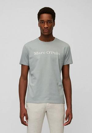 Футболка Marc OPolo O'Polo. Цвет: серый