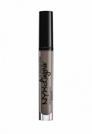 Помада Nyx Professional Makeup. Цвет: хаки