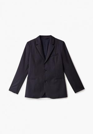 Пиджак Emporio Armani. Цвет: синий