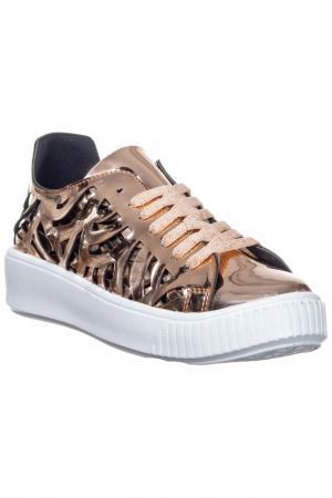 Sneakers GAI MATTIOLO. Цвет: gold