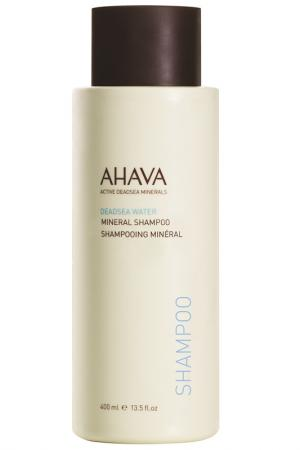 Минеральный шампунь Ahava. Цвет: прозрачный