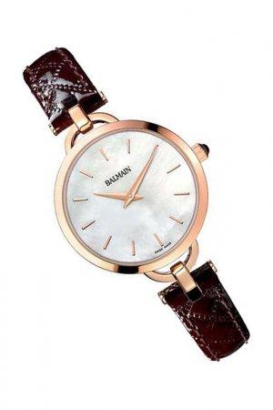 Наручные часы Orithia II BALMAIN. Цвет: коричневый