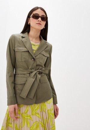 Куртка Betty Barclay. Цвет: хаки