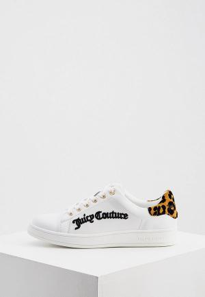Кеды Juicy Couture. Цвет: белый