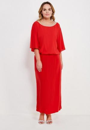 Комплект Lina. Цвет: красный