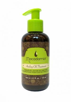 Масло для волос Macadamia. Цвет: прозрачный
