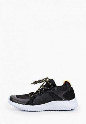 Кроссовки Kakadu. Цвет: черный