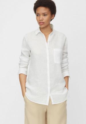 Блуза Marc OPolo O'Polo. Цвет: белый