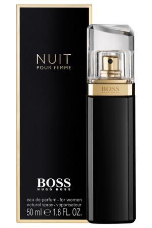 Парфюмерная вода  Nuit, 30 мл Hugo Boss. Цвет: none