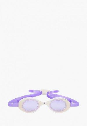Очки для плавания MadWave. Цвет: фиолетовый