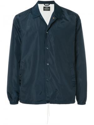 Куртка Juan Mads Nørgaard. Цвет: синий
