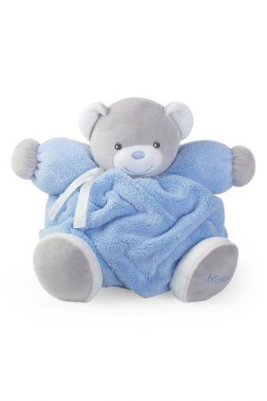 Мишка средний KALOO. Цвет: голубой