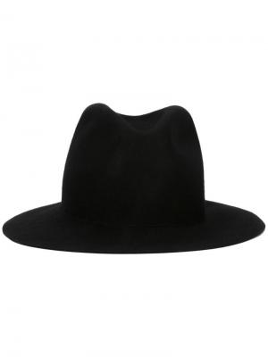 Шляпа Jones Minimarket. Цвет: чёрный