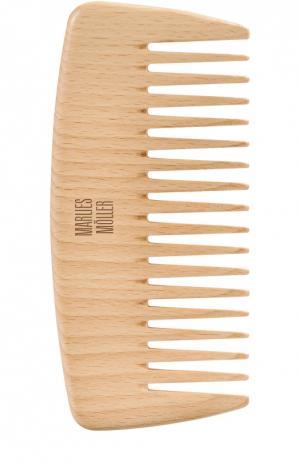 Гребень для вьющихся волос Marlies Moller. Цвет: бесцветный