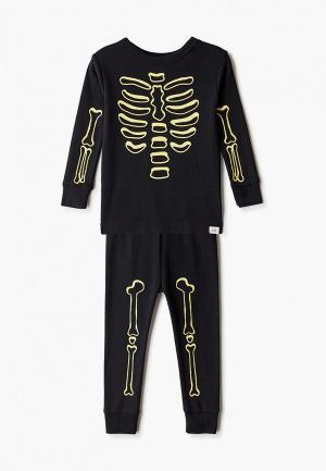 Пижама Gap. Цвет: черный