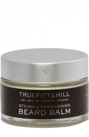 Моделирующий и кондиционирующий бальзам для бороды Truefitt&Hill. Цвет: бесцветный