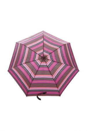 Зонт ISOTONER. Цвет: rayure blush