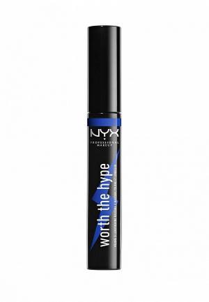 Тушь для ресниц Nyx Professional Makeup. Цвет: синий