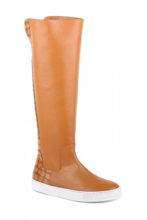 Сапоги Dibrera. Цвет: коричневый