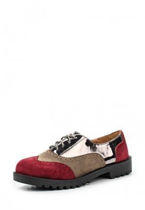 Ботинки Buonarotti. Цвет: разноцветный