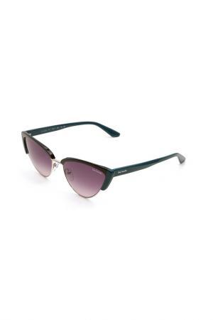 Очки солнцезащитные GUY LAROCHE. Цвет: 512 серебристый