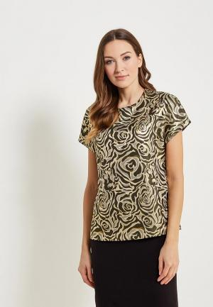 Блуза MadaM T. Цвет: хаки