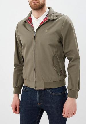 Куртка Merc. Цвет: хаки
