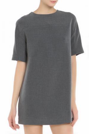 Платье Liviana Conti. Цвет: серый