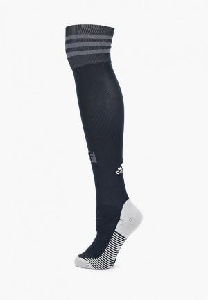 Гетры adidas. Цвет: серый