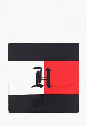 Платок Tommy Hilfiger. Цвет: разноцветный
