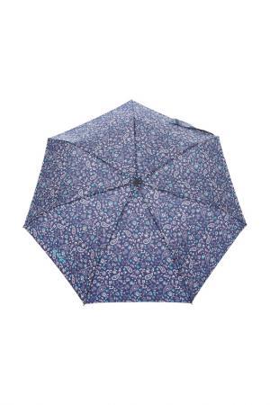 Зонт ISOTONER. Цвет: bandana bleu