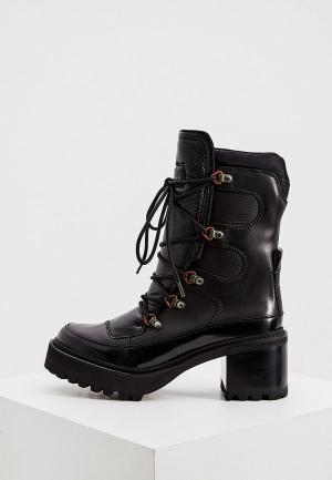 Ботинки See by Chloe. Цвет: черный