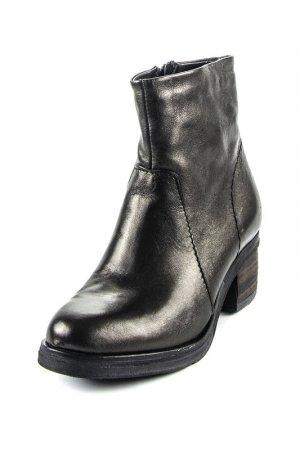 Ботинки MJUS. Цвет: бронзовый