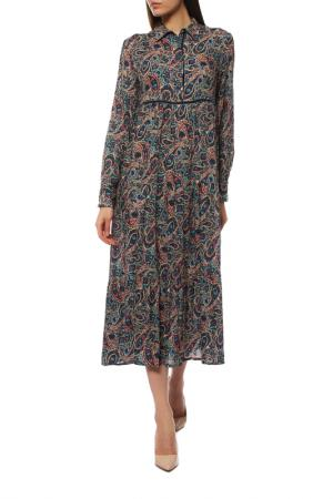 Платье Disetta. Цвет: 580