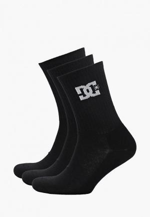 Комплект DC Shoes. Цвет: черный