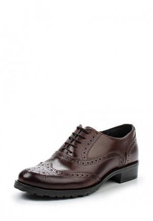 Ботинки Marina Seval. Цвет: коричневый