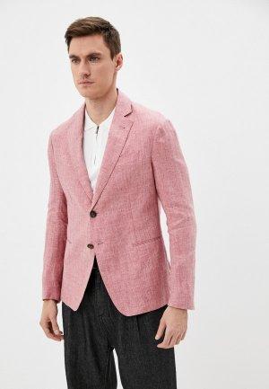 Пиджак Emporio Armani. Цвет: розовый