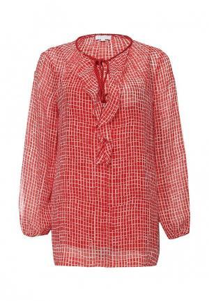 Блуза Escada Sport. Цвет: красный