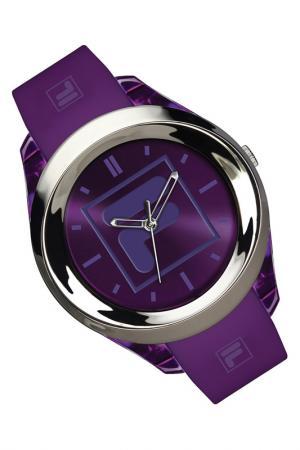 Watch FILA. Цвет: purple