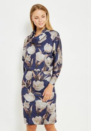 Платье MadaM T. Цвет: синий