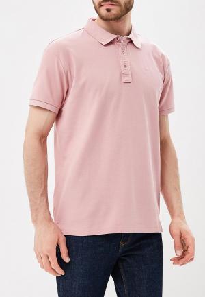 Поло MeZaGuz. Цвет: розовый