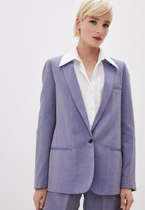 Пиджак Forte. Цвет: фиолетовый