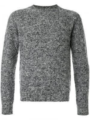 Трикотажный свитер Howlin Howlin'. Цвет: серый