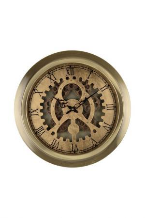 Часы 46x8x46 см ГЛАСАР. Цвет: золотой
