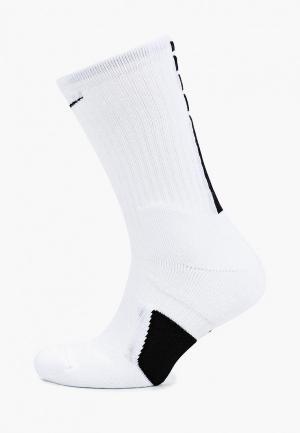 Носки Nike. Цвет: бежевый
