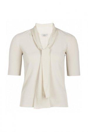 Блуза D.Exterior. Цвет: бежевый